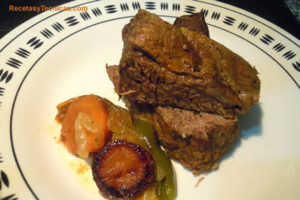 Carne braseada
