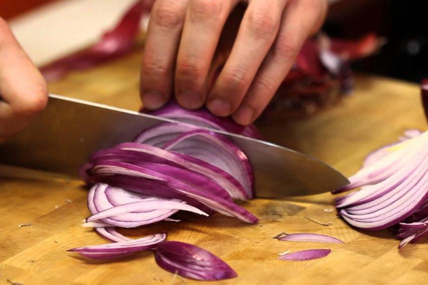Cortes de cebolla | Como cortar o picar una cebolla?