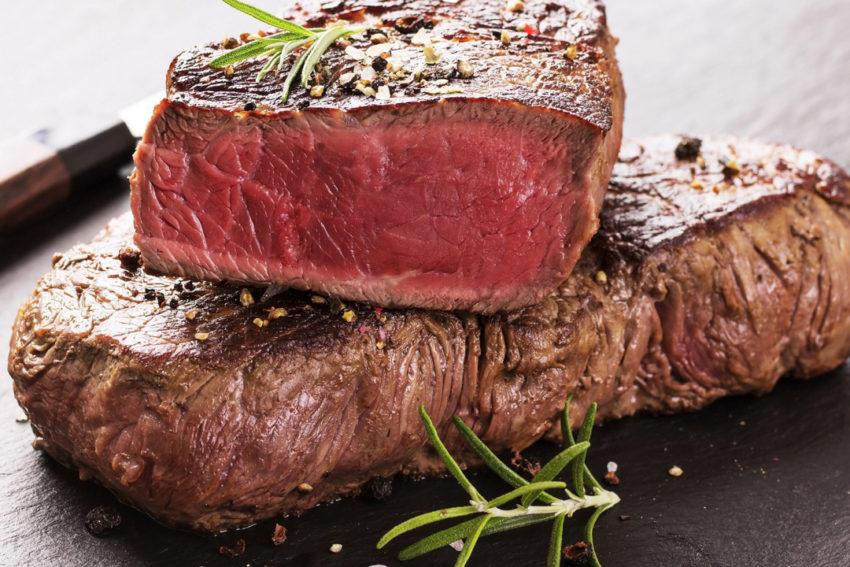 Puntos de Cocción de las carnes rojas